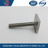 Alibaba Zinc Plated Square Head Bolt