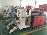 Automatischer Hochgeschwindigkeitsbeutel des Shirt-Ybhq-450*2, der Maschine herstellt