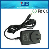 CCTV Camera 5.5X2.5mmのための12V 2A 24W Power Adapter