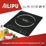 40mm Thickness Big Plate Touching Model Super Slim Induction Cooker