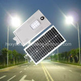 Fabrik Outdoor 6W-120W All in Ein Integrated LED Solar Street Light