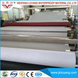 Мембрана толя PVC верхнего качества поставкы фабрики Китая водоустойчивая с UV сопротивлением