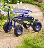 Carro de jardim quente das rodas do Sell quatro (TC1852)