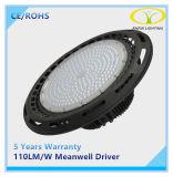 Cer RoHS aufgeführtes IP65 150W industrielles Licht mit Meanwell Fahrer