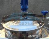 Chemische het Mengen zich van het Roestvrij staal van de fabriek Verticale Tank (ace-fjg-4N)