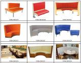 Fábrica barata de los muebles del restaurante de las sillas de tablas de la madera contrachapada doblada
