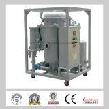 単段の真空の変圧器の油純化器は、絶縁オイル、オイル浄化のプラント調整する