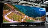 Mur polychrome chaud de vidéo de l'Afficheur LED DEL de la vente P4 SMD2121