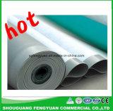 Polyvinylwasserdichte Blatt-Membrane des chlorid-(Kurbelgehäuse-Belüftung)