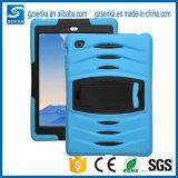"""충분히 Samsung Tab4 8 """" T330를 위한 내진성 덮개 상자 방수 상자를 보호하십시오"""