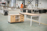 현대 간단한 사무용 가구 사무실 책상 (FG-B18)
