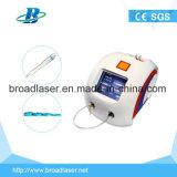 El laser vascular del diodo del retiro 980nm juntó la máquina de la fibra