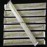 Baguettes en bambou jetables en vrac Bagues automatiques pour tableaux
