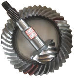 BS0290 10/41 Precision Metal Truck Car Gear Essieu arrière Helical Spiral Bevel Gear