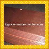 Feuille de cuivre, plaque de cuivre C1100, C1220