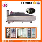 Cer-Bescheinigungs-multi Funktionen automatische CNC-Glasschneiden-Maschine für Formen