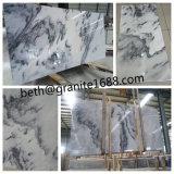 Мрамор Shandong местный пасмурный серый мраморный уникально