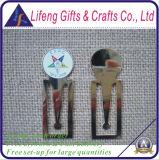 Kundenspezifischer Zeichen-östlicher Stern-weiches Emaille-Freimaurerbookmark