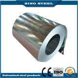 Bobina de acero galvanizada regular de la INMERSIÓN caliente de la lentejuela de Z60g