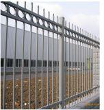 Квадратные верхние загородки металла главного качества рельса