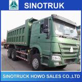판매를 위한 Sinotruk HOWO 10 짐수레꾼 6X4 덤프 팁 주는 사람 트럭