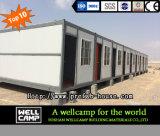 Campo di lavoro prefabbricato per l'adattamento dell'operaio in Arabia Saudita