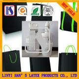 Fabricación adhesiva blanca de las bolsas de papel del pegamento del compuesto de lacre