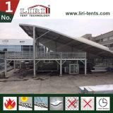 Tenda personalizzata della tenda/due piani del doppio ponte con la pavimentazione per gli eventi esterni