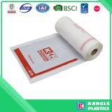 Cancella stampa personalizzata sacchetto di indumento a Roll