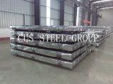 Гальванизированная Corrugated панель крыши/толь горячего DIP гальванизированный стальной лист
