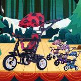 Bébé pliable Trike de vente en gros d'usine de vélo de gosses de roues de la Chine 3