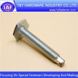 China-Hersteller-Hex Schrauben mit Cup-Punkt