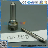 L120pbdデルファイのRenault日産1.5Lの注入器Ejbr04001d Ejbr01801A Ejbr01801zのための共通の柵のノズルL120prd F1595