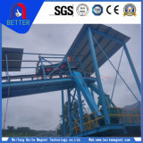 Separador magnético forte da potência e da suspensão de Btk para processar materiais do ímã para o mercado ultramarino com estilo popular
