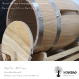 Hongdao modificó los barriles de madera para la decoración de la barra y las sugerencias para requisitos particulares para Sale_L