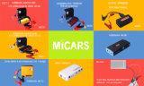 Стартер скачки портативного стартера батареи автомобиля тонкий миниый с компрессором воздуха