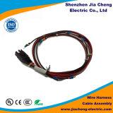 Fil d'acier inoxydable de harnais de câble du VGA