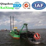 판매를 위한 중국 Kaixiang 모래 절단기 흡입 준설선