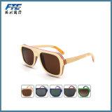 Occhiali da sole di legno di abitudine degli occhiali da sole di Wholsale