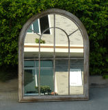 معدنة فريد زجاجيّة خارجيّة جدار مرآة ([بل08-80255])
