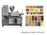 熱いPresserのひまわり油のエキスペラーかピーナッツ油の出版物機械