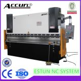 Wc67y Series Hydraulic Bending Machine para Steel e Stainless Steel Plate