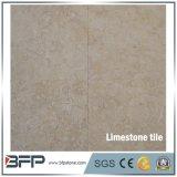 Goedkope Prijzen van de Tegels van het Kalksteen van de Room Moca met Geslepen Oppervlakte