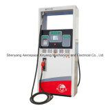 Distributeur d'essence (un gicleur, deux manifestent, un compteur de débit)