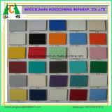 Panneau de particules de mélamine/carton colorés