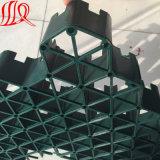 HDPE 물자 플라스틱 차도 잔디 포장 기계 격자