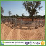 棒オーストラリアの6頭の農場のための標準電流を通されたヒツジのヤギのパネル