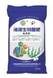 Meerespflanzeauszug BioOrganic Fertilizer Fertigung mit Mikroorganismus für Agriculture
