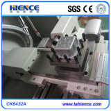 Prix horizontal Ck6432A de machine-outil de tour en métal de commande numérique par ordinateur de précision