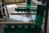 6mm 8mm 10mm 12mm Furniture Toughened Glass with Clip Corners